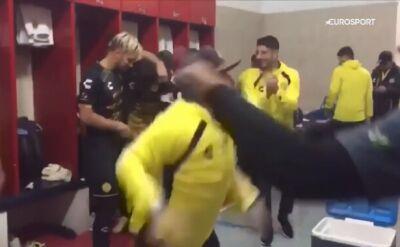 Maradona miał w Dorados momenty wielkiej radości