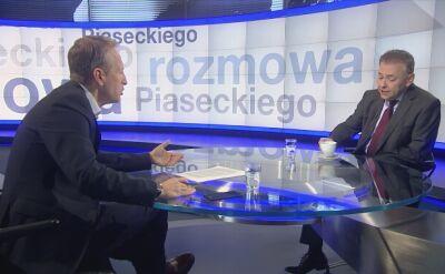 Profesor Orłowski o aferze KNF: podobieństwa do afery Rywina trudno nie zauważyć