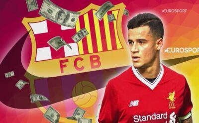 Hitowy transfer Coutinho. Barcelona oszalała?