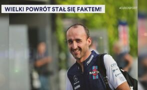 Kubica kierowcą wyścigowym Williamsa