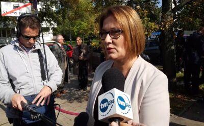 Mazurek: mam nadzieję, że sędziowie nie będą angażować się politycznie