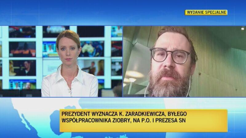 Bartłomiej Przymusiński: to co się dziś dzieje to nie jest koniec świata