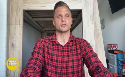 """Rafał Gikiewicz dla """"Dzień dobry TVN"""""""