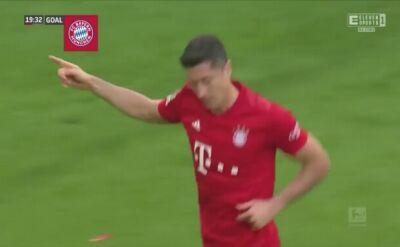 Lewandowski i hat-trick z Schalke