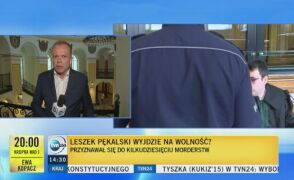 Sąd przesłuchał biegłych w sprawie Pękalskiego