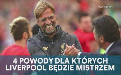 Dlaczego Liverpool sięgnie po tytuł Premier League?