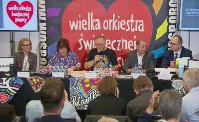 Owsiak wymienił listę rekordowych zakupów dla polskich szpitali