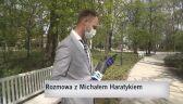 Michał Haratyk będzie trenował w domu
