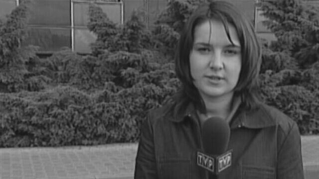 Brygida Frosztęga-Kmiecik przez lata była dziennikarką katowickiego oddziału TVP