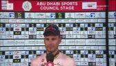 Filippo Ganna po wygranym 2. etapie UAE Tour