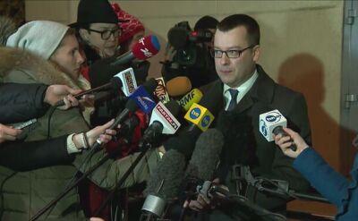 Prokuratura potwierdza: Kajetan P. zostałzatrzymany