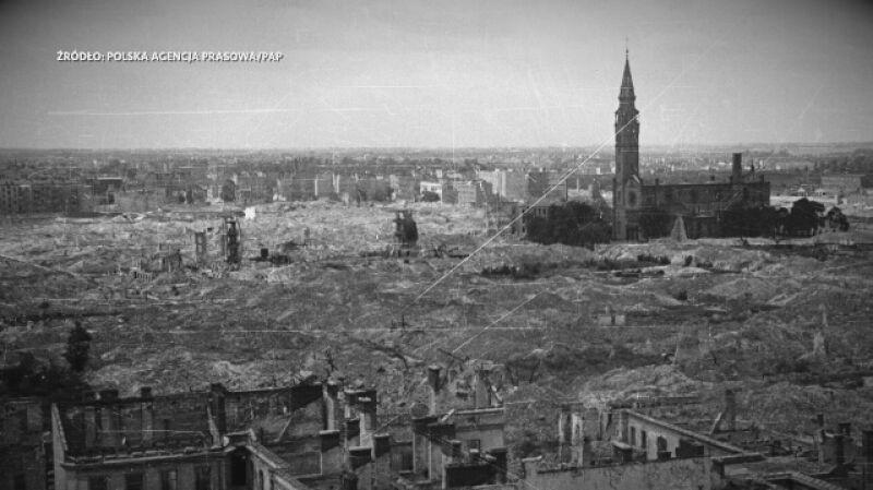Kościół Świętego Augustyna po wojnie