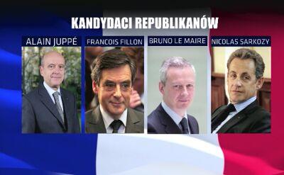 Francois Hollande bez szans. Kto powalczy o Pałac Elizejski?