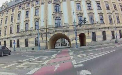 Obywatelskie zatrzymanie we Wrocławiu