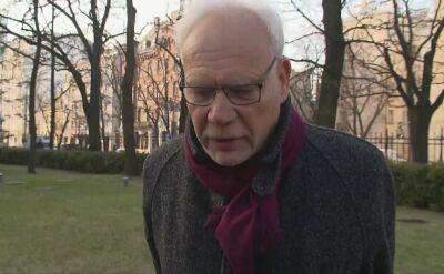 Pożegnanie prof. Andrzeja Rzeplińskiego
