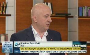 """""""Eksport obciachu"""" kontra """"jesteście ślepi  na jedno oko"""". Brudziński i Neumann o szczycie NATO w Warszawie"""