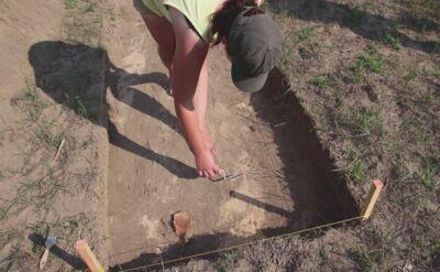 Archeolodzy znaleźli ślady po średniowiecznej wsi w środku puszczy