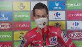Roglić po zwycięstwie w wyścigu Vuelta a Espana 2021