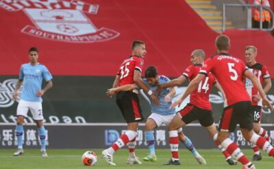 Southampton - Manchester City