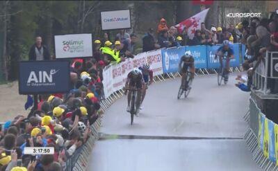Geniez wygrał 2. etap Tour de l'Ain