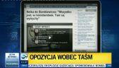 Błaszczak: Polską rządzą nieudacznicy i mafijna sitwa