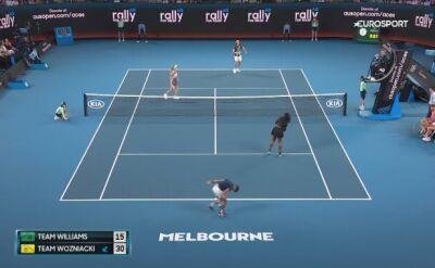 Gwiazdy światowego tenisa grały dla ofiar pożarów w Australii