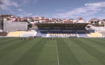 RB Lipsk trenuje przed meczem z Atletico Madryt w Lidze Mistrzów