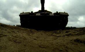 Żołnierze ćwiczyli możliwości leopardów w Świętoszowie