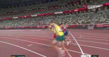 Tokio. Rozmys w biegu na 1500 m zgubił buta