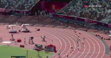 Tokio. Polskie biegaczki czwarte w sztafecie 4 x 100 m kobiet