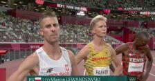 Tokio. Lekkoatletyka: półfinał biegu na 1500 m z udziałem Marcina Lewandowskiego