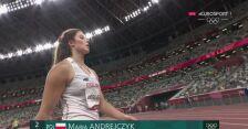 Tokio. Piąta próba Andrejczyk w finale rzutu oszczepem kobiet