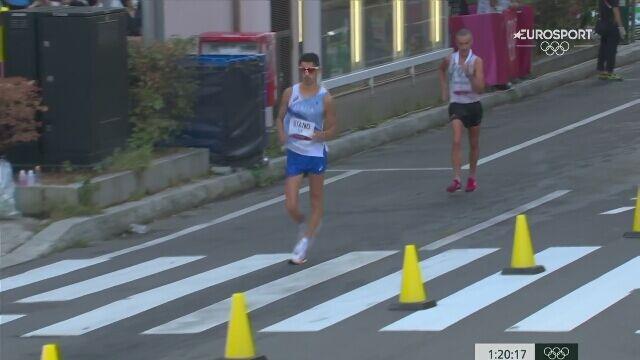 Tokio. Stano zdobył złoty medal w chodzie na 20 km mężczyzn