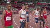 Tokio. Lekkoatletyka: półfinał biegu na 1500 m z udziałem Michała Rozmysa