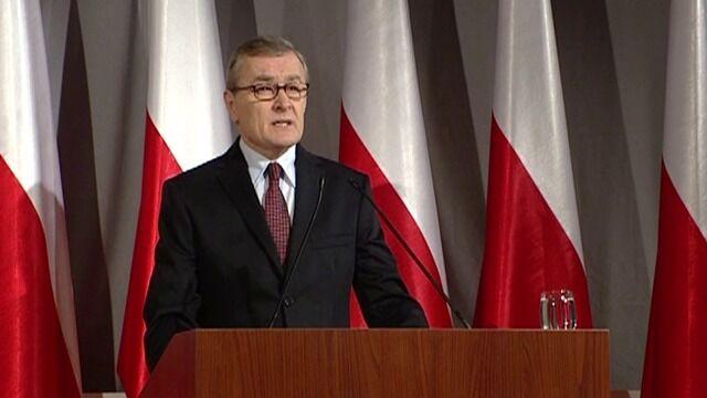 Prof. Gliński o sytuacji ekonomicznej Polski