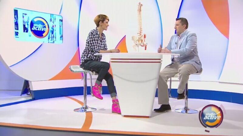 Dr Artur Zaczyński o zdrowych i niezdrowych pozycjach ciała