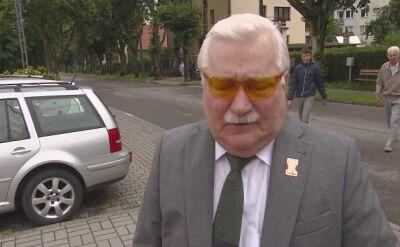 Lech Wałęsa o Grzegorzu Miecugowie