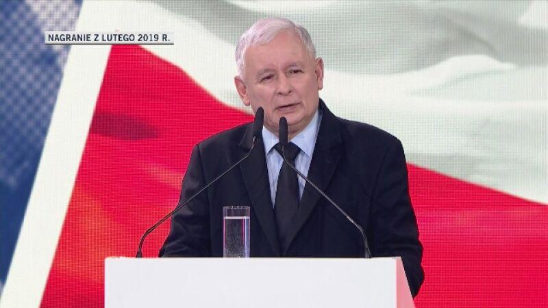 """Jarosław Kaczyński o """"piątce"""" PiS"""