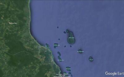 Pożar wybuchł na malezyjskiej wyspie Tioman