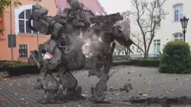 Roboty atakują