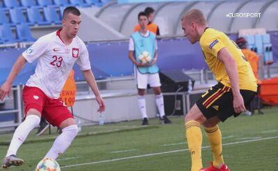 Euro U-21: Polska - Belgia