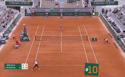 Najlepsze zagrania Roland Garros
