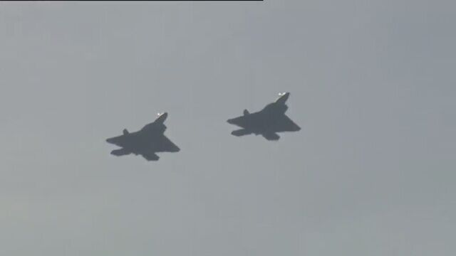 Myśliwce już w Polsce