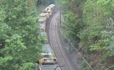 """Twierdzą, że znaleźli """"złoty pociąg"""". Zostali wykluczeni ze stowarzyszenia odkrywców"""