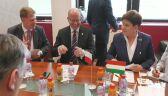 Grupa Wyszehradzka spotkała się przed unijnym szczytem w Brukseli