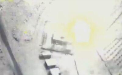 Rosyjskie pociski Kalibr spadają na pozycje IS w rejonie Dajr az-Zaur
