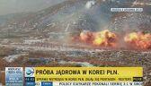 Trzęsienie ziemi w Korei Północnej. To był test broni jądrowej