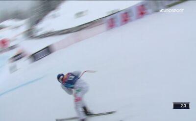 Dominik Paris wygrał legendarny zjazd w Kitzbuhel