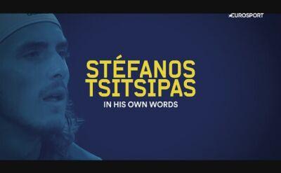 Stefanos Tsitsipas - przyszła gwiazda tenisa