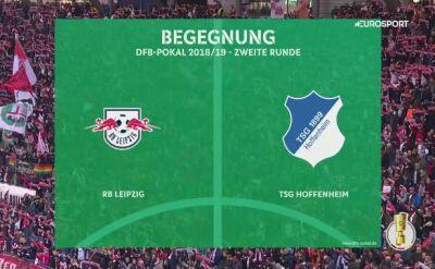Lipsk gra dalej w Pucharze Niemiec